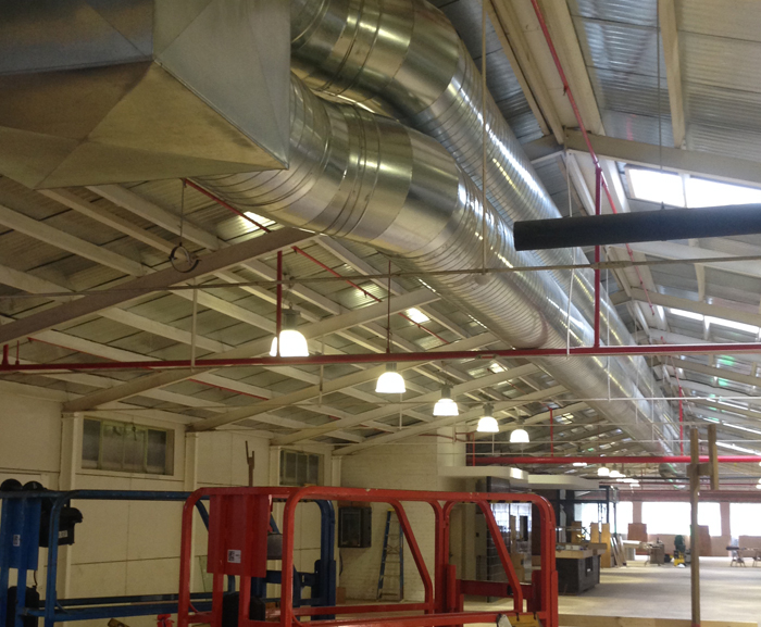 commercial heating and cooling systems